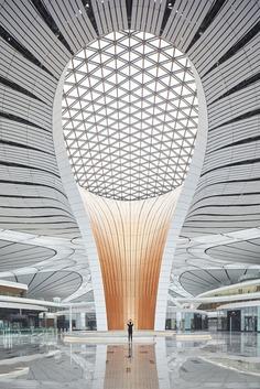 Beijing Daxing International Airport / Zaha Hadid Architects