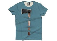 MATELKA #axe #design #t #shirt