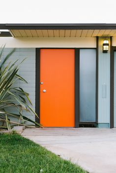 Eichler homes – Orange California