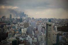 Photos from today: Tokyo Earthquake | ShootTokyo #shinjuku #tokyo #japan