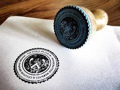 Dribbble - Stamp by Olivier Guillard #logo
