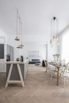 Old Classic Viennese Apartment Modernized and Refurbished by Destilat 1
