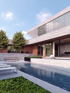 Pinwheel Residence by Baldridge Architects 1