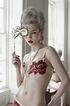 I Heart Chaos — Flavor of the Day: Women dressed in their finest historical garb (NSFW) #girl