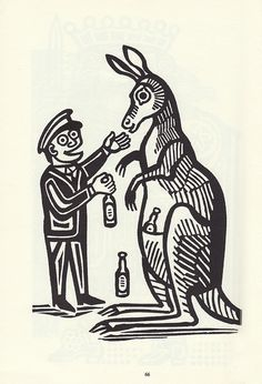 edward bawden lino cut | Flickr - Photo Sharing! #cut #illustration #lino