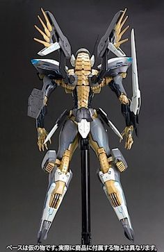 Kotobukiya Anubis Zone of The Enders Jehuty Model Ki t07.jpg #enders #of #zone #the