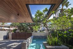Singapore House With Sunny Roof Terrace - #architecture, #house, #home, home, architecture