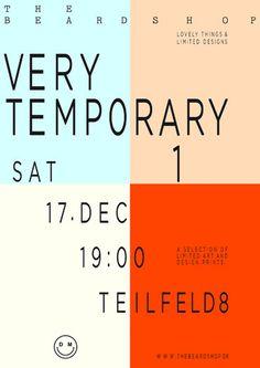 verytemporary 2 poster by i like birds