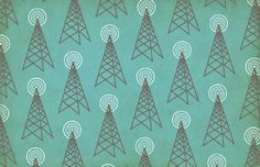 Dan Blackman: Art Direction, Design & Illustration. #seafoam #pattern #icon #illustration #teal