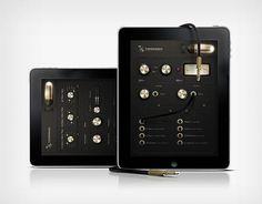 76 Synthesizer iPad App Concept – Jonas Eriksson- unstage #jonas #ipad #eriksson #synthesizer #tool #app #music
