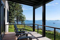 Maine Coast Summer House 1