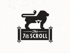 Dribbble - The 7th Scroll by Mike Bruner