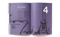 NB: ABP Annual Reports #illustration #design #nbstudio