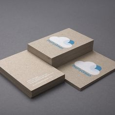 Pretty Green Business Cards | Design Friendship | Flickr - Photo Sharing! #stock #cards #screenprint #business