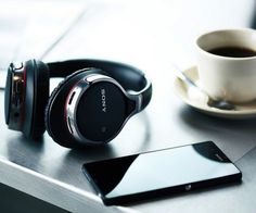 Sony MDR-1RBT Bluetooth Headphone #gadget