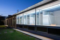 3 Kids, 2 Dogs, and the Jungle by Osamu Morishita Architect & Associates #interior #architecture #minimalism