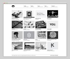 Michelle Lam #site #portfolio #design #website #layout #web