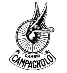 Vintage Logo : Cambio Campagnolo