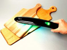 With the Pureliving high tech wand you can simply clean and sanitize your home like never before!