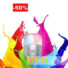Yeelight #MJDP02YL #10W #RGB #E27 #220 #- #240V #LED #Smart #Bulb #( #Xiaomi #Ecosystem #Product #) #- #PLATINUM