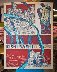 Shawn K Knight #illustration #screenprint