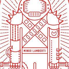 Mingo Lamberti #line #art