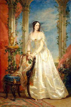 Beautiful Portrait Paintings by Christina Robertson
