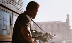 Salman Khan Machine Gun Tiger Zinda Hai Best Quality Wallpaper – WallpapersBae