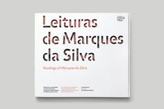 Readings of Marques da Silva by Studio Andrew Howard (2011) #editorial #book