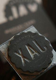 JAX Wine Bar | Lovely Stationery #photo #stamp