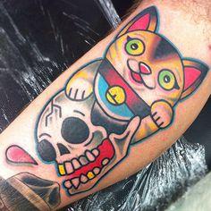 Tattoo Inspiration: Destroy Troy