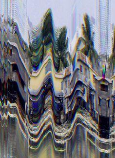 Gareth Proskourine-Barnett | PICDIT #design #glitch #art
