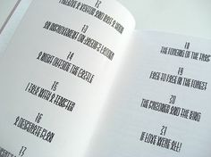 Creative Review - The double life of a typeface #typography