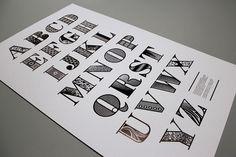 Decorative bodoni #type #decorative #bodoni #typography