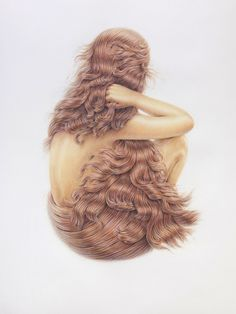 Winnie Truong | PICDIT #hair #drawing #art