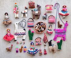 DAYDREAM LILY: THE LITTLE THINGS // PAMPA #toys #dolls #crafts #made #hand
