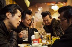 Rockabillies by Noriko Takasugi #photojournalism #takasaugi #rockabilly #tokyo #photography #rockabillies #portraiture #noriko