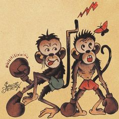 Sailor Jerry 91 #monkey