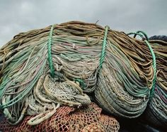 A well traveled woman #sail #photography #rope