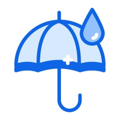 See more icon inspiration related to umbrella, miscellaneous, umbrellas, protection, rain, rainy and weather on Flaticon.
