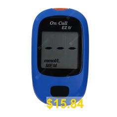 Blood #Glucose #Meter #Kit #- #BLUE