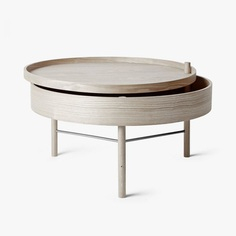 Turning Table by Studio Theresa Arns for Menu. #sidetable