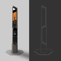 Wayfinding | Signage | Sign | Design | 路口多功能标识牌
