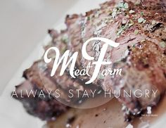 Tumblr #white #beef #postcard #print #design #meat #layout #typography