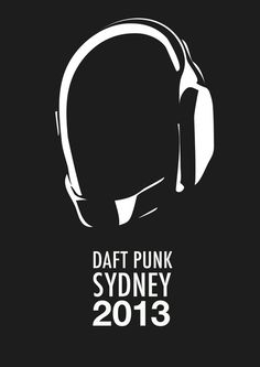 Daft Punk Tour #flat #punk #memories #access #design #random #daft