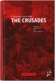 Fraser Muggeridge studio: Books #cover #crusades #red #book