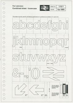 typography signage wayfinding