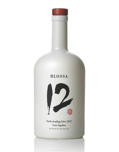 lovely package blossa glogg 12 #calligraphy