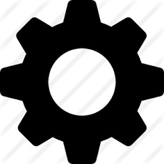 See more icon inspiration related to gear, cogwheel, settings, configuration, business and finance and Tools and utensils on Flaticon.