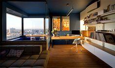 Green Apartment by Special Project Venediktov #decor #interior #home